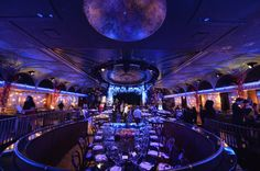 2014 Tony Nominees' Luncheon at the Diamond Horseshoe. Photo Credit: Getty Images @The Tony Awards #TonyAwards