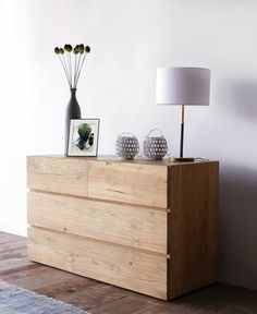 KeyWest Drawers #Originals #Furniture #Storage #Contemporary #Teak #Wood #Bedroom #Living #Interior #Styling