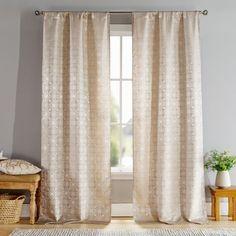 Duck River Bilson Pole Top Curtain Panel Pair