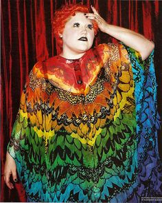 she (Beth Ditto by Frontier Psychiatry)