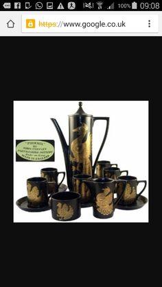 Gran's Coffee Set