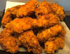 Skrzydełka Hot Wings jak z KFC - Blog z apetytem Kfc, Tandoori Chicken, Poultry, Cauliflower, Grilling, Food And Drink, Wings, Lunch, Vegetables