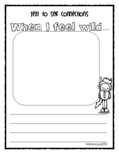 Where the Wild Things Are Activities on Pinterest | The Wild, Monsters ...