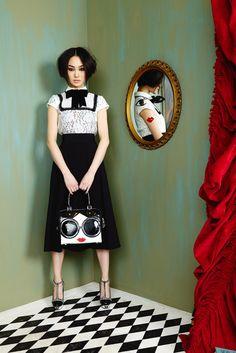 Alice + Olivia Fall 2016 Ready-to-Wear Fashion Show