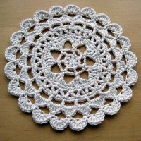 Passion Flower Doily | Make My Day Creative