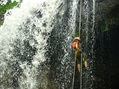 Do you want to have beautiful #memories? try #adventure things in #waterfalls at #Karjat.