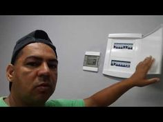 Quadro de luz com IDR CONJUNTO INSTALADO ### - YouTube Neymar, Youtube, Frames, Stuff Stuff
