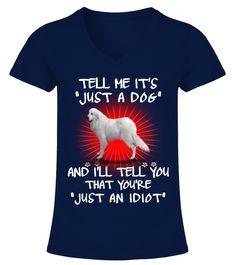 My Great Pyrenees Isn't Just A Dog  #gift #idea #shirt #image #animal #pet #dog #bestgift #cat #bichon #coffemugs