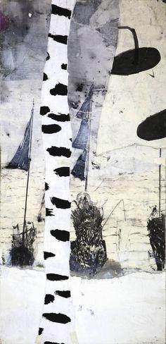 """Saatchi Art Artist Kevin A Rausch; , """"die einsam reisende"""" #art"""