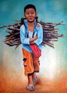 Human Painting, Black Art Pictures, Black Love Art, Prismacolor, Hair Art, Bolivia, Beautiful Artwork, African Art, Salvador