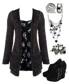 Untitled #1167 by bvb3666 on Polyvore featuring Lipsy, Betsey Johnson and INC International Concepts