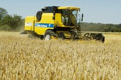 Winter Put Away Service for your Combine - C&O Tractors - New Holland Dealer, Tractors, Combine and Balers