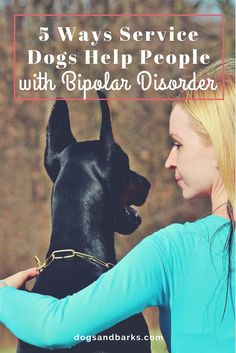Could people with psychiatric disorders like bipolar benefit from frequent interaction with animals?
