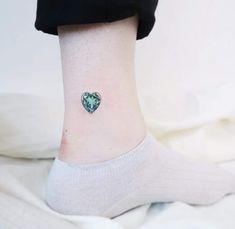 Cute Little Tattoos, Pretty Tattoos, Cool Tattoos, Tatoos, Piercings, Piercing Tattoo, Gem Tattoo, Elegant Tattoos, Future Tattoos