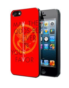 The Hunger game Quote Samsung Galaxy S3/ S4 case, iPhone 4/4S / 5/ 5s/ 5c case, iPod Touch 4 / 5 case