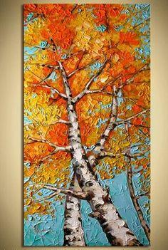 beyond decoration : 10 Wonderful Fall Theme Paintings