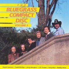 The Bluegrass Compact Disc, Vol. 2 [CD]