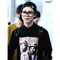 Main focus: glasses ❤ liked on Polyvore featuring bts and jimin
