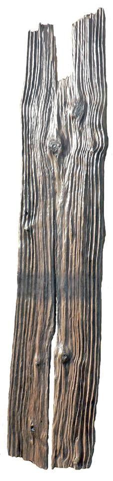 Le Pêcheur de Bois, Yann Viau, bois flotté, driftwood, schwemmholz, cire, wax, épave, wreck, sculpture naturelle, Loire,