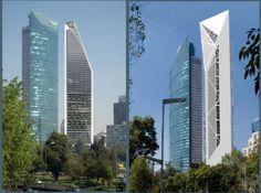 Torre Reforma, Mexico City skyscraper