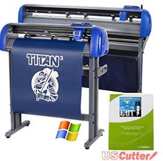 USCutter TITAN 3 Vinyl Cutter with ARMS Contour Cutting & SCAL Pro USCutter is proud to present the TITAN 3 ARMS vinyl cutter series as a high quality and affordable choice for professional sign makers and do-it yourself vinyl cutting enthusiasts. Custom Printed Labels, Printing Labels, Mac Software, Cut Image, Vinyl Cutter, Heat Transfer Vinyl, Contour, Your Design, Ebay