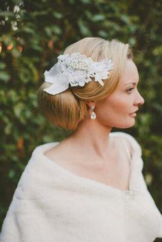 Bridal headpiece by Julie Herbert Millinery Creations www.julieherbertmillinery.com Bridal Headpieces, Fashion, Moda, Fashion Styles, Fashion Illustrations