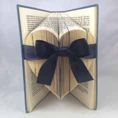 Heart Folded Book Art - The Folded Page