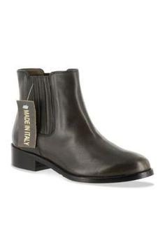 Bella-Vita Grey Liv-Italy Boot