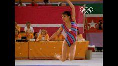 Rhythmic Gymnastics Makes It's Olympic Debut - Los Angeles 1984 Olympics