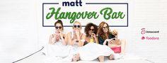 Amsterdamski Hangover Bar to miejsce idealne dla każdego, kto uwielbia imprezować. Nie ma lepszych specjalistów od leczenia kaca, niż ekipa tej miejscówki. http://exumag.com/?p=6490