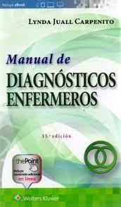 Manual de diagnósticos enfermeros. 15ª ed. http://kmelot.biblioteca.udc.es/record=b1288128~S1*gag