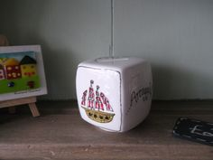 we have a great range of Laura lees items in our shop but we are all in love with this pirate money box