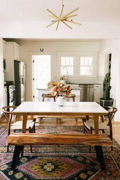 Kacey Musgraves' Dining Room Tour – A Beautiful Mess