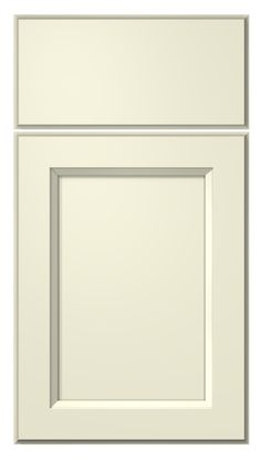 JULY 2012 :: Painted :: Savona Door Style :: Cream #kitchen #