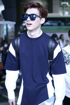 Hyuk - the story of an adorable shorty pants becoming a man