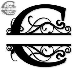 C Split Monogram SDS C Split Monogram [] - $0.99 : SVGAttic.com, Your #1 source for professional SVG desings for use with Sure Cuts a Lot, Make the Cut, Silhouette Design Studio, Sizzix eClips, eCal, and Fairy Cut.