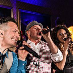 Blunotte band at work Grand Hotel, Band, Sash, Bands