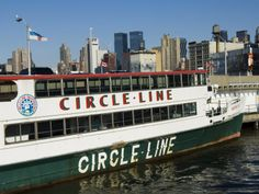 Take a Circle Line Cruise on a nice day all around Manhattan Island - great trip (get on at its West Side Pier over by 12th Avenue)
