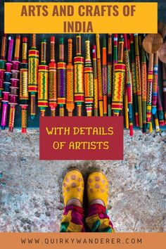 Vocal for Local: Local arts and crafts of India - Quirky Wanderer India Travel Guide, Asia Travel, Madhubani Art, Blue Pottery, Romantic Travel, Incredible India, Traditional Art, Arts And Crafts, The Incredibles