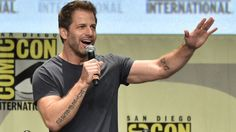 Shit Zack Snyder Says: Building the DC Movie Universe, Addressing Those Man of Steel 2 Rumors, Agreeing With Steven Spielberg, And Dissing on Ant-Man