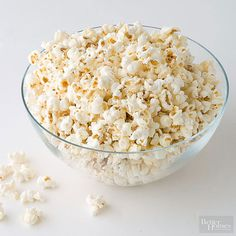 Ah, the popcorn ball. Three steps, basic ingredients, and some literal hands-on fun are at the heart of these classic treats that go just as well at a party as at low-key streaming-movie night. Now pop to it! Pressure Cooker Quinoa, Pressure Cooker Recipes, Pressure Cooking, Homemade Popcorn, Popcorn Recipes, Spicy Recipes, Dog Food Recipes, Cheese Recipes, Free Recipes
