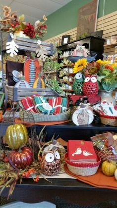 Fall Display- kw Autumn Displays, Table Decorations, Fall, Shop, Furniture, Home Decor, Autumn, Decoration Home, Fall Season
