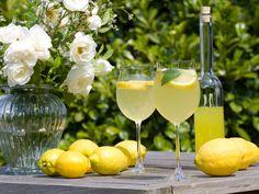Домашний лимончелло: рецепт итальянского ликера (фото) - tochka.net