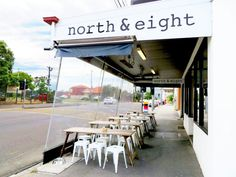 Dog-friendly cafe North and Eight in Aberfeldie | Melbourne | Photo by Pupbeat.com.au