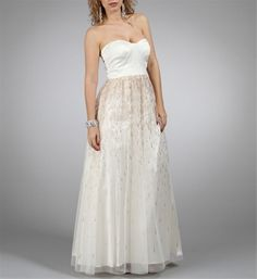 Saw this dress last year while prom dress shopping with my sister. I am still in love with it!