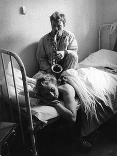 """Krzysztof Komeda, a great Polish jazz musician and composer (""""Rosemary's Baby"""" soundtrack)."""