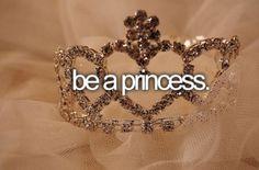 God makes us royalty