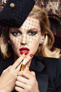 Sigrid Agren - Vogue Paris. MH