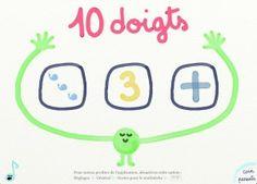 1 iPad, 10 doigts = une appli innovante pour s'initier aux chiffres