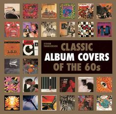 This newly reformatted edition of Classic Album Covers of the 60s features more than 200 of the very best?and, in some cases, entertainingly worst?covers that graced LPs throughout that groundbreaking                                                                                                                                                     More